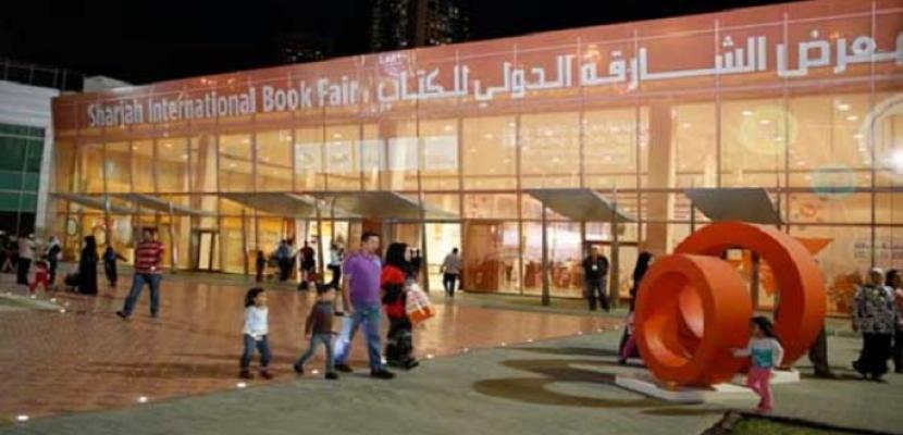 معرض الشارقة للكتاب يعرض أحدث اصدارات المركز القومي للترجمة