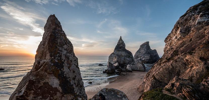 شواطىء البرتغال .. جمال الطبيعة الساحرة