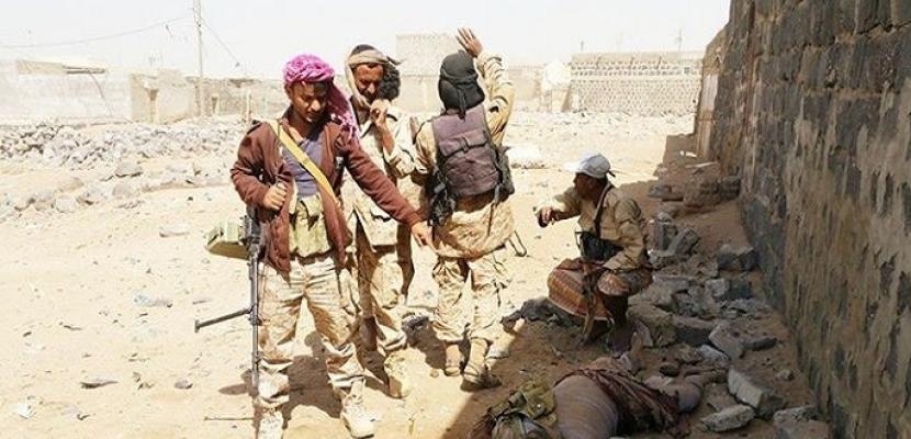 قتلى حوثيون بينهم قيادي بنيران الجيش اليمني في تعز