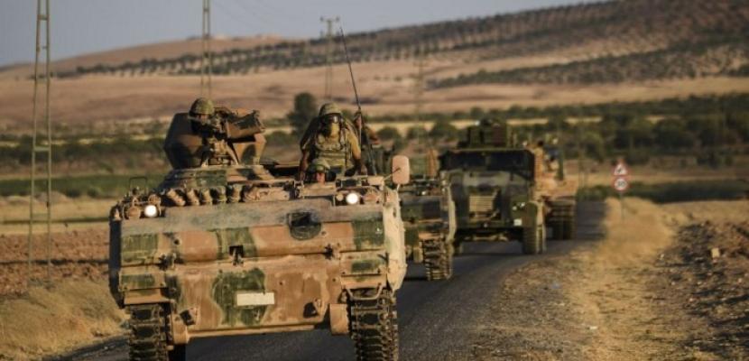 تقاسم المصالح وتغير نمط تحالف القوى المنخرطة في الأزمة السورية بعد العدوان التركي