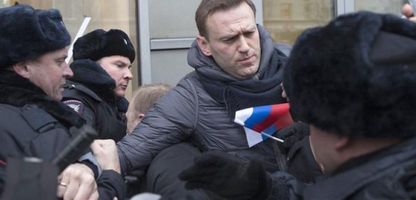 """روسيا تعتبر عقوبات الاتحاد الأوروبي على خلفية قضية نافالني """"إجراءات أحادية الجانب"""""""
