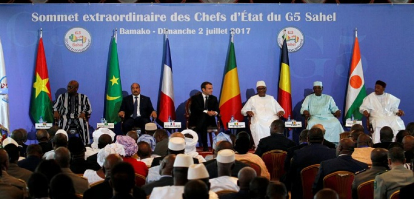 انطلاق قمة الساحل الإفريقى بموريتانيا غداً بحضور الرئيس الفرنسى ماكرون