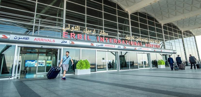 التحالف الدولي : سنسقط أي طائرة مسيّرة تحلق فوق مطار أربيل