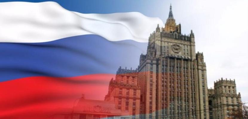 الخارجية الروسية: طرد دبلوماسي من القنصلية العامة الأوكرانية في سان بطرسبورج