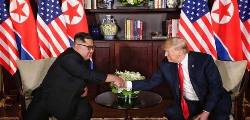 ترامب يبعث رسالة تهنئة لزعيم كوريا الشمالية في عيد ميلاده
