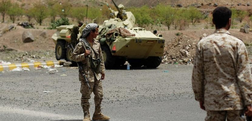 الجيش اليمني يحقق انتصارات جديدة في جبهة مقبنة