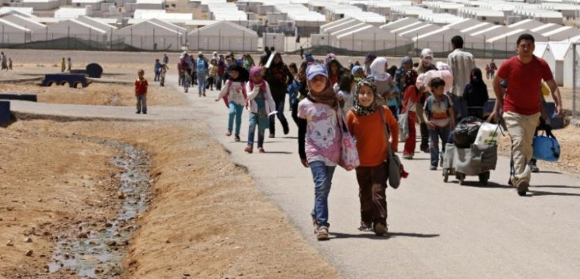 مركز المصالحة الروسي: عودة 1416 لاجئا سوريا من الأردن ولبنان إلى بلدهم خلال 24 ساعة
