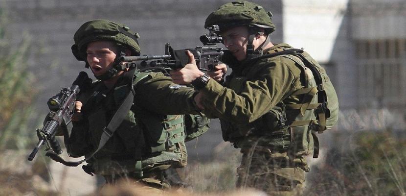 جنود الاحتلال يطلقون الرصاص على شاب فلسطينى جنوب بيت لحم