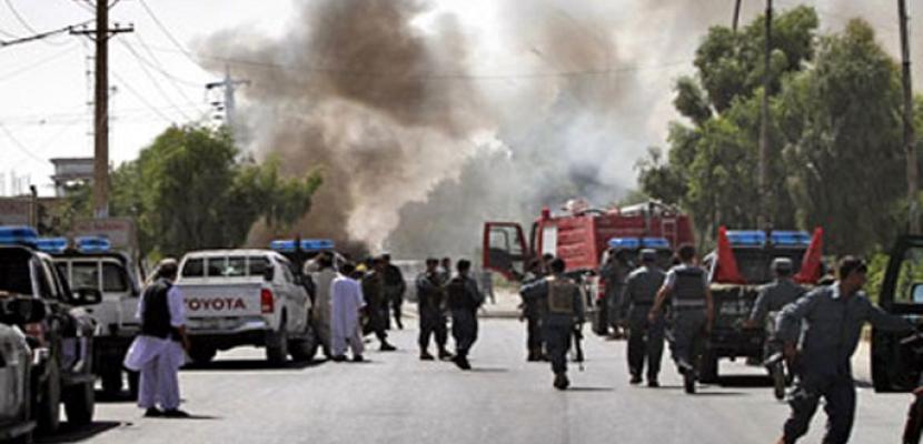 مقتل وإصابة 5 أشخاص فى هجومين متفرقين غرب أفغانستان