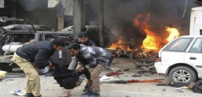 مصرع وإصابة 8 طلاب في انفجار بمدرسة في إقليم قندوز شمالي أفغانستان