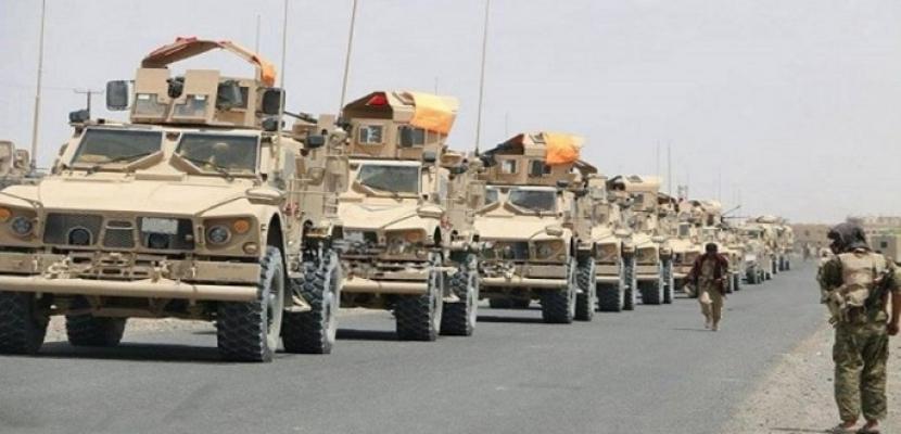 تعزيزات عسكرية للجيش السورى تصل إلى ريف حماة الشمالى