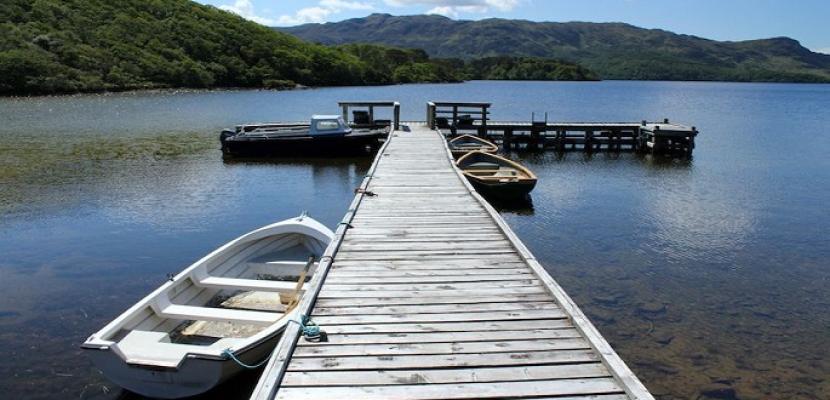 أجمل بحيرات اسكتلندا