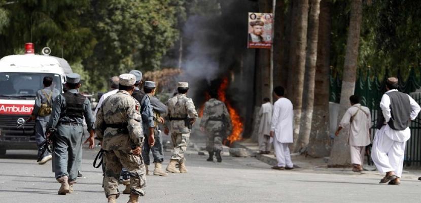 مقتل وإصابة 20 شخصا جراء انفجار قنبلة شرق أفغانستان