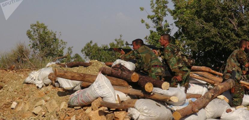الجيش السوري يستعيد قرية أم شعيفة من قبضة القوات التركية شمالي سوريا