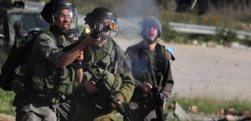 الاحتلال الإسرائيلي يطلق النار تجاه فلسطينيين جنوب قطاع غزة