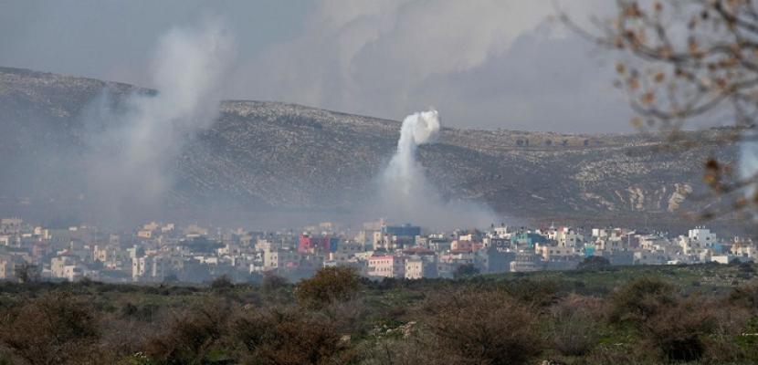 غارات روسية على ريف إدلب توقع إصابات بين المدنيين