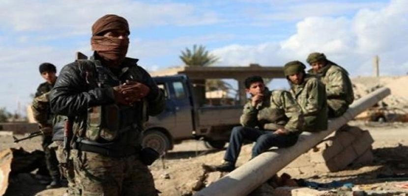 سوريا الديمقراطية تخوض معارك ضارية في آخر معاقل داعش في شرق سوريا