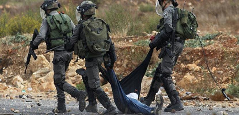 قوات الاحتلال الإسرائيلي تعتقل 16 فلسطينياً من الضفة الغربية