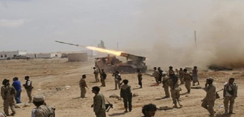 مقتل عدد من عناصر الميليشيا الحوثية بمنطقة الملاحيظ بمحافظة صعدة