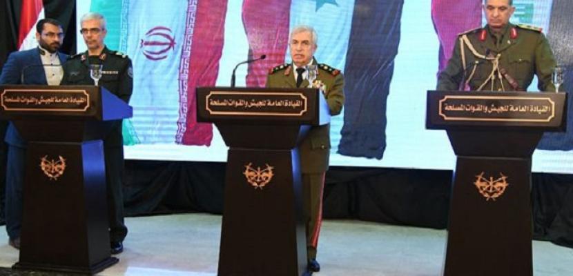 وزير الدفاع السوري: سنستعيد السيطرة على كل شبر من الأرض السورية