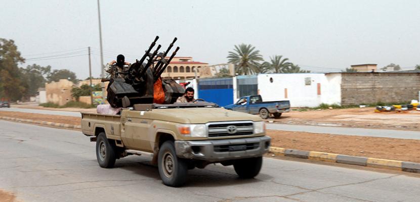 الجيش الليبي: ميليشيات طرابلس تواصل خرق اتفاقيات وقف إطلاق النار