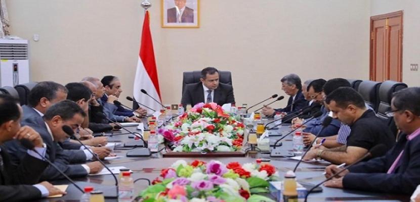 الحكومة اليمنية توافق على مقترحات أممية لوقف إطلاق النار واستئناف العملية السياسية