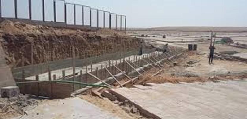 الآثار تعلن عن افتتاح مشروع تطوير هضبة الأهرامات فى النصف الثاني من العام بـ 500 مليون جنيه