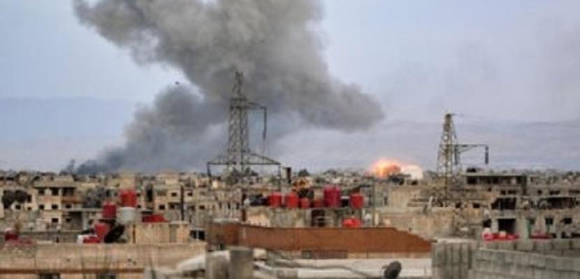 الدفاع الروسية : رصد 48 انتهاكا للهدنة في سوريا خلال الــ 24 ساعة الماضية