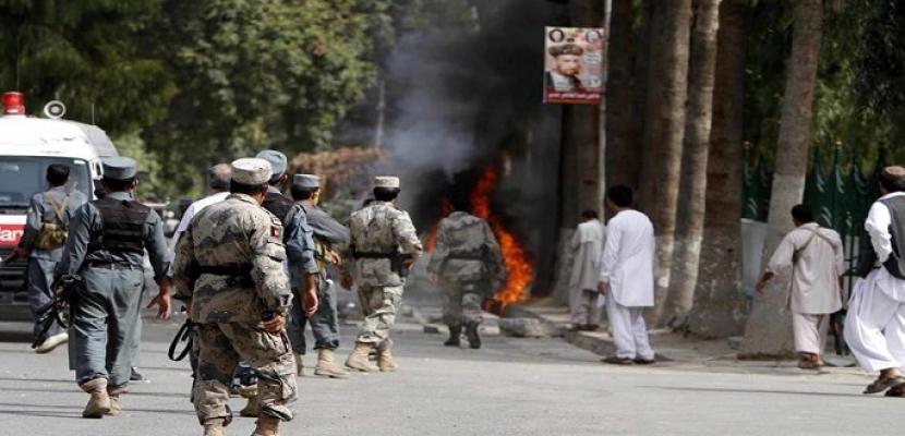 مقتل وإصابة 5 من قوات الأمن الأفغانية في إطلاق نار بالعاصمة كابول