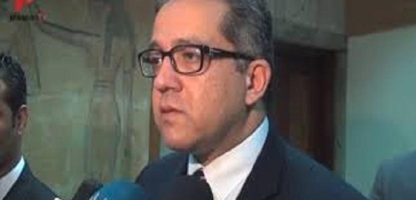 وزير الآثار يكشف اليوم تفاصيل الكشف الأثري الجديد بالأهرامات