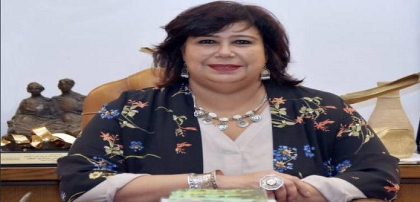 وزيرة الثقافة تشهد انطلاق فعاليات مهرجان الأوبرا الصيفي