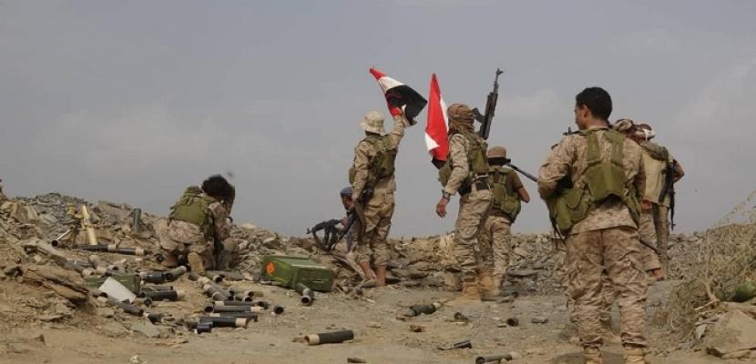 الجيش اليمني يحرر مواقع جديدة شرق العاصمة صنعاء