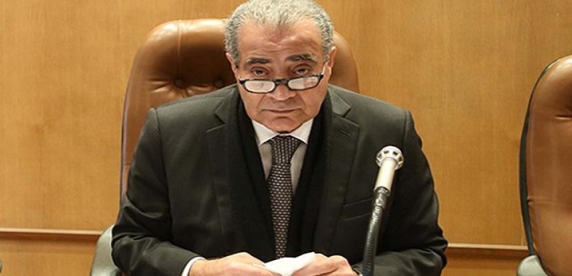 وزارة التموين : رصيد مصر من السكر يكفي 8 أشهر استهلاك
