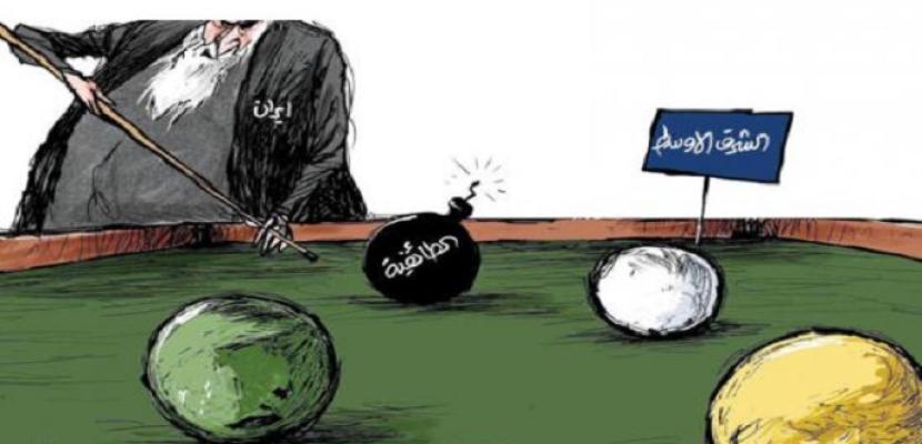 إيران والطائفية في الشرق الأوسط
