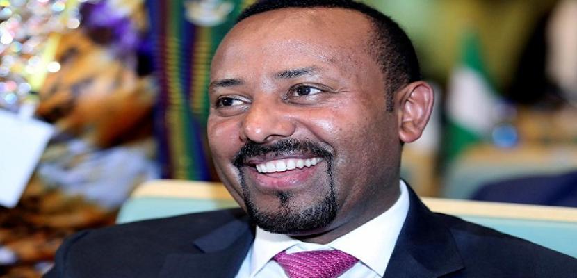 رئيس الوزراء الإثيوبي أبي أحمد يفوز بجائزة نوبل للسلام