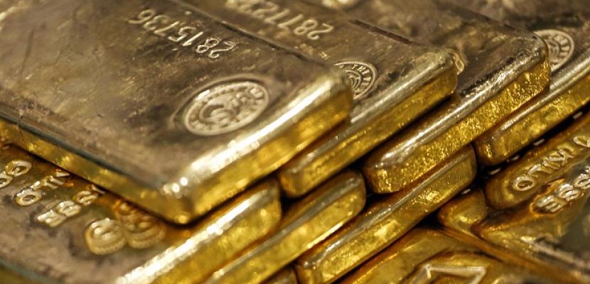 الذهب يتراجع عن ذروة أسبوع مع صعود الأسهم على الرغم من مخاوف فيروس كورونا