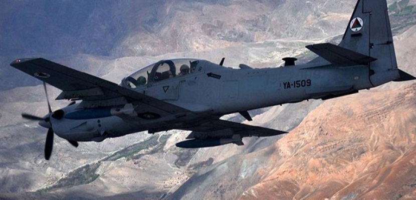 مقتل 19 مسلحًا في غارات جوية بأفغانستان
