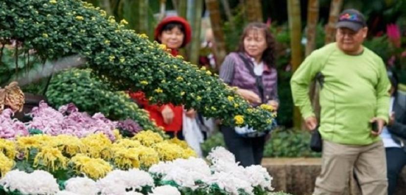 الصين تنظم معرضًا دوليًا للزهور منتصف يوليو الجاري