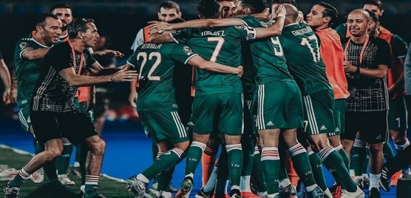 المنتخب الجزائري يتأهل لنصف نهائي أمم أفريقيا على حساب كوت ديفوار بركلات الترجيح