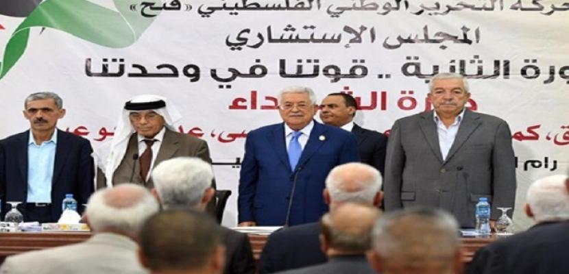 الرئيس الفلسطيني: موقفنا ثابت من كل الصفقات التي تحاول النيل من مشروعنا الوطني