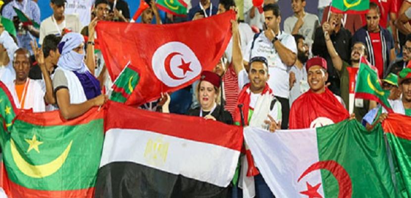 """المدرجات المصرية بتتكلم """"عربى"""" في """"كان 2019"""""""