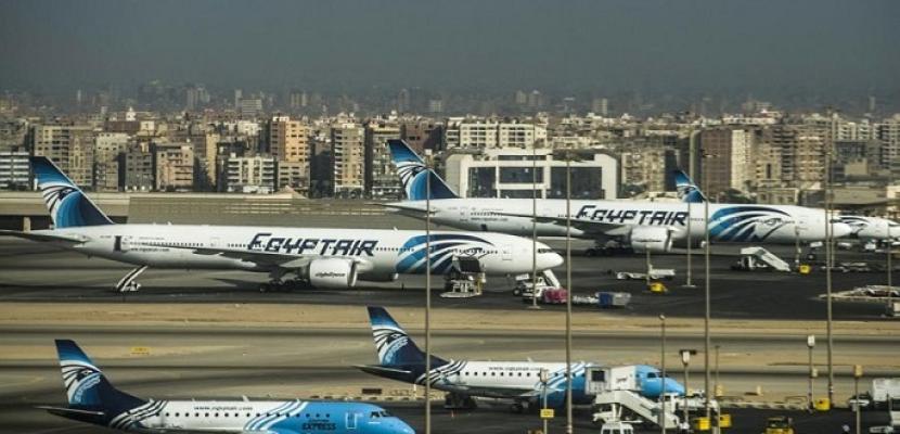 وزارة الطيران تطلق 8 رحلات استثنائية  لإعادة المصريين العالقين في الخارج الأسبوعين المقبلين