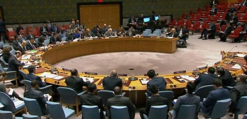 مصر ترحب ببيان مجلس الأمن الذي يشجع استئناف المفاوضات بشأن سد النهضة بين الأطراف الثلاثة