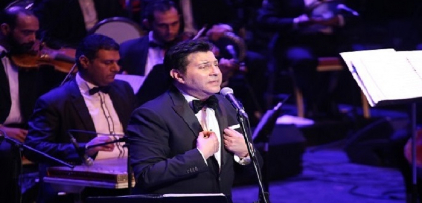 """اليوم.. أمسية لـ""""أمير الغناء العربي""""بمهرجان قلعة صلاح الدين الدولي للموسيقى والغناء"""