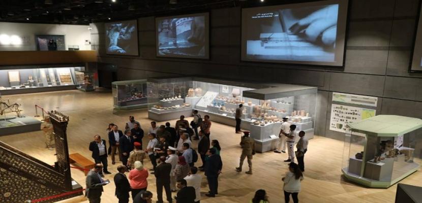 الآثار: نقل المومياوات الملكية من المتحف المصري بالتحرير لمتحف الحضارة نهاية العام الحالي