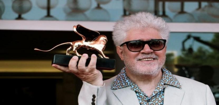 """""""البندقية السينمائي"""" يمنح ألمودوبار جائزة الأسد الذهبي عن مجمل أعماله"""