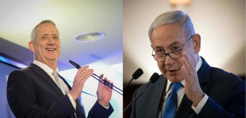 في تطور مفاجئ.. نتنياهو وجانتس يقتربان من تشكيل حكومة وحدة