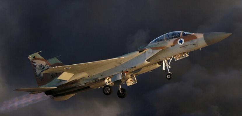 طائرات الاحتلال الإسرائيلي تشن سلسلة غارات على وسط وشمال غزة