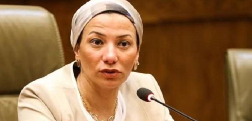 وزيرة البيئة والمفتي ومحافظا الجيزة والقليوبية يؤكدون أهمية ترشيد المياه خلال المهرجان السنوي لوفاء النيل