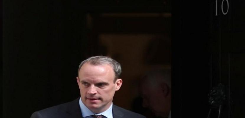 """وزير خارجية بريطانيا: لندن لا تؤيد """" دبلوماسية اللقاحات"""""""